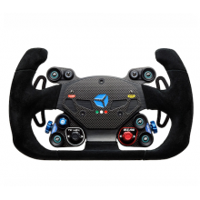 Cube Controls GT Pro Zero руль для симрейсинга USB (замша), черный