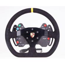 Simline GT3 Cup руль для симрейсинга USB (замша), черный